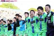 湘南、J2全クラブから勝利! 史上最速昇格に続き新たな金字塔を樹立。残り7戦全勝なら勝ち点110で最多記録更新も