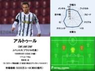 アルトゥール 20/21サッカー選手能力値ランキング