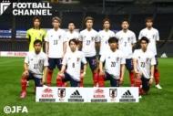 2021-6-3-Japan_U-24_JFA
