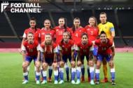 チリ女子FIFA
